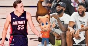 Duncan Robinson raconte le trashtalk (plutôt marrant) des Lakers pendant les finales