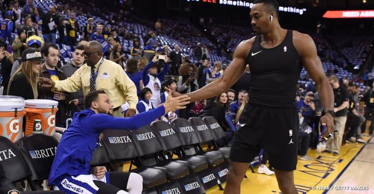 Dwight Howard nouvelle priorité des Warriors pour blinder leur raquette ?