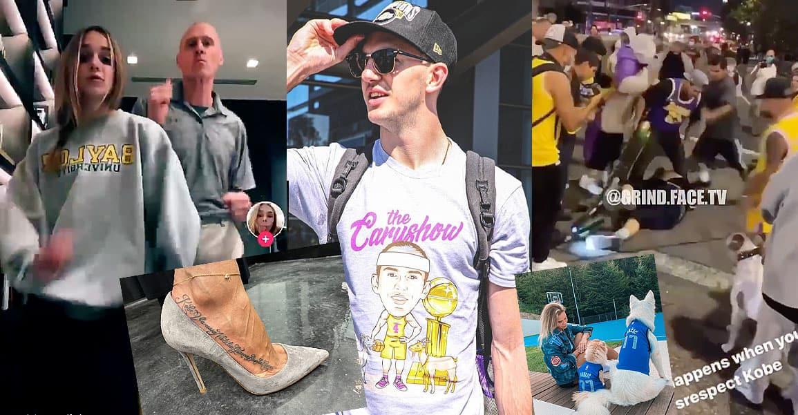 En bref en NBA : Carlisle roi de Tik Tok, Caruso GOAT du merch', fallait pas insulter Kobe…