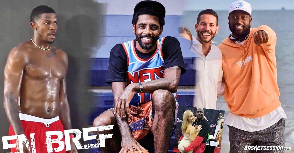 En bref en NBA : D-Wade photobomb des mariés, Rondo s'éclate, Lillard est trash