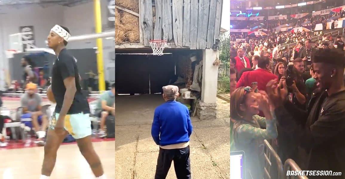 En bref en NBA : LeBron invite Obama, Swaggy P. is back, Jimmy Butler est la star parfaite