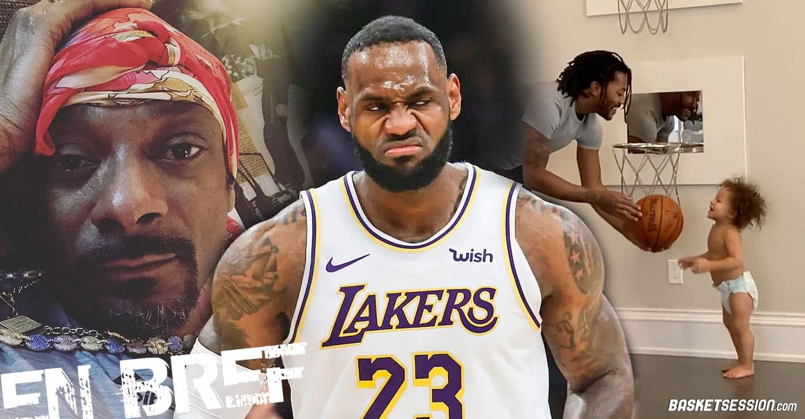 En bref en NBA : Dudley recadre proprement Snoop, Dwane Casey traumatisé par LeBron