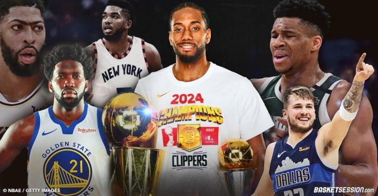 Power Ranking 2025 : A quoi ressemblera la NBA dans cinq ans ?