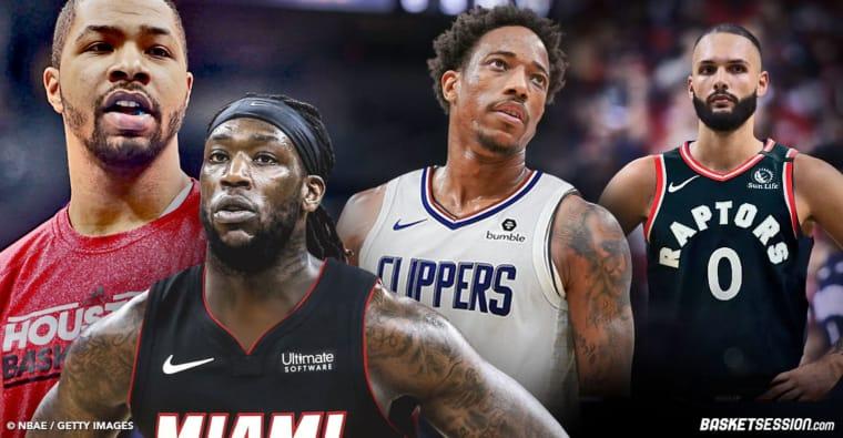 Free Agency 2020 : 10 signatures qui peuvent changer la NBA