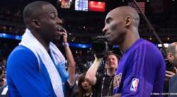 Comment Kobe Bryant a rassuré Draymond Green sur sa réputation de «dirty player»