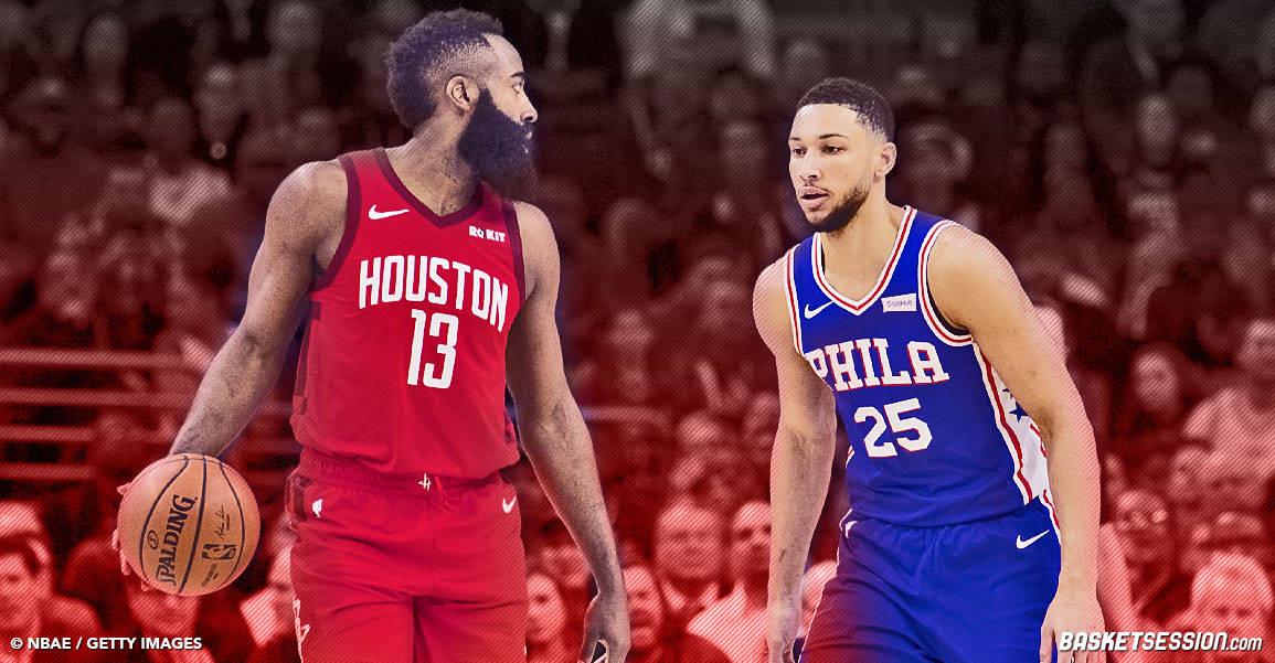 Les Sixers seraient OK pour trader Ben Simmons à Houston !