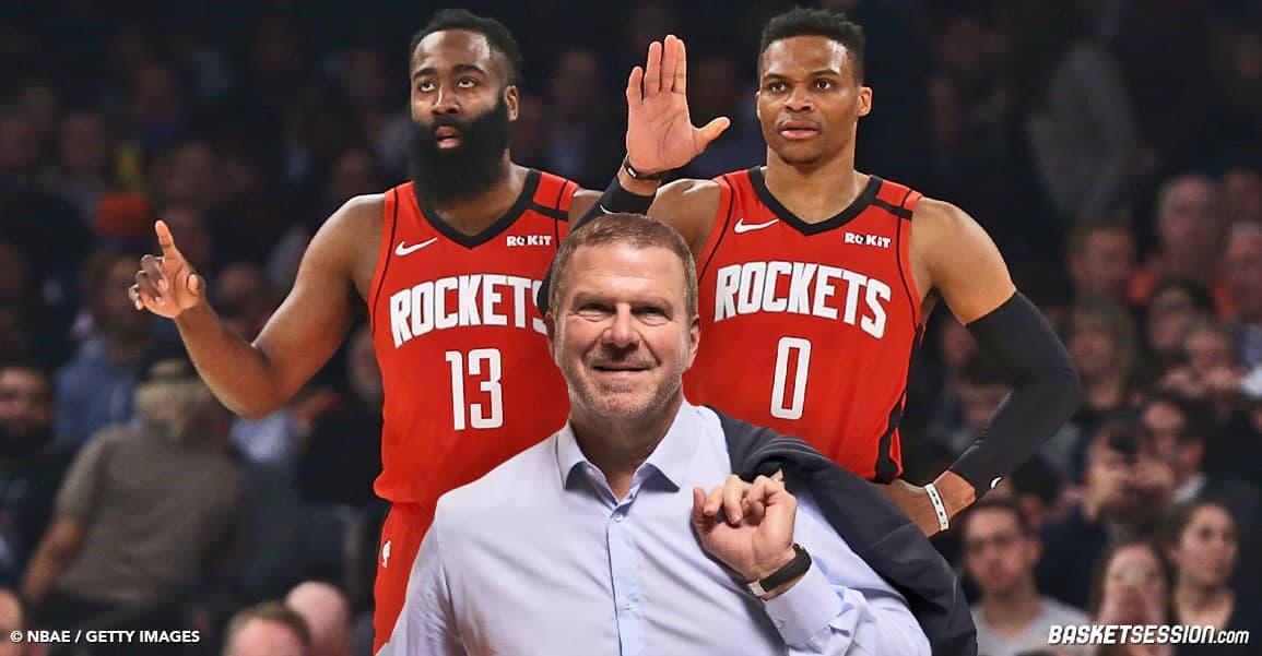 Houston Rockets : le proprio calme les rumeurs et fait des promesses