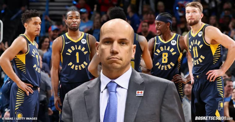 Les Indiana Pacers ont trouvé leur nouveau coach !