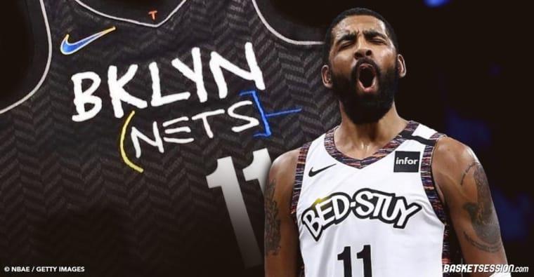 Un nouveau maillot des Nets a fuité… on espérait beaucoup mieux