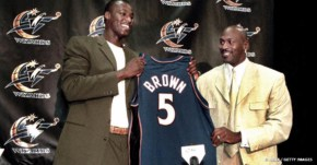 Michael Jordan pas responsable du fiasco Kwame Brown ?