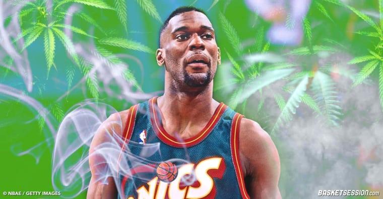 Shawn Kemp se lance dans le business de… marijuana