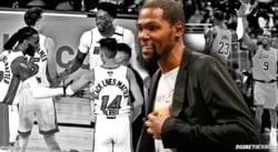 Kevin Durant explique pourquoi la zone du Heat n'avait aucune chance face aux Lakers