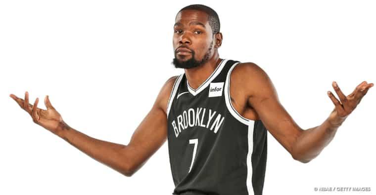 Le plan de Kevin Durant pour la suite de sa carrière. Les fans de Brooklyn vont kiffer.