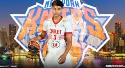 Draft NBA : Killian Hayes commence à s'attirer les faveurs des Knicks…