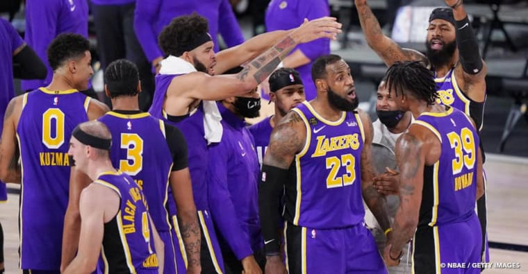 Pourquoi LeBron James a mis un coup de pression au banc des Lakers