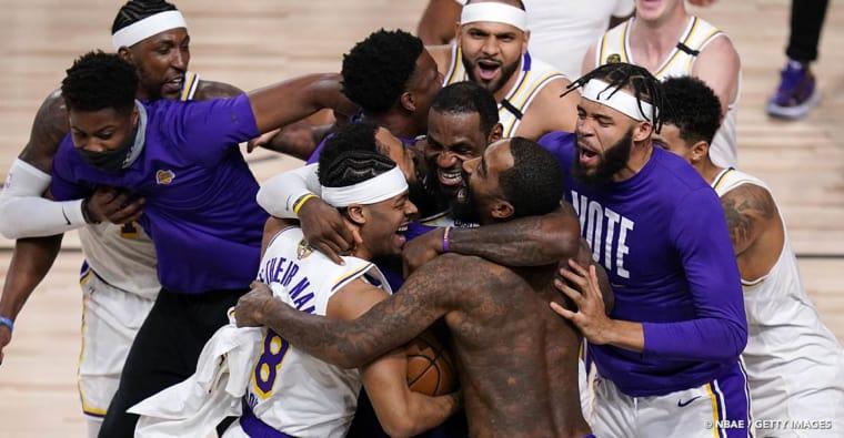 Passionnant : comment les Lakers préparent leurs matches !