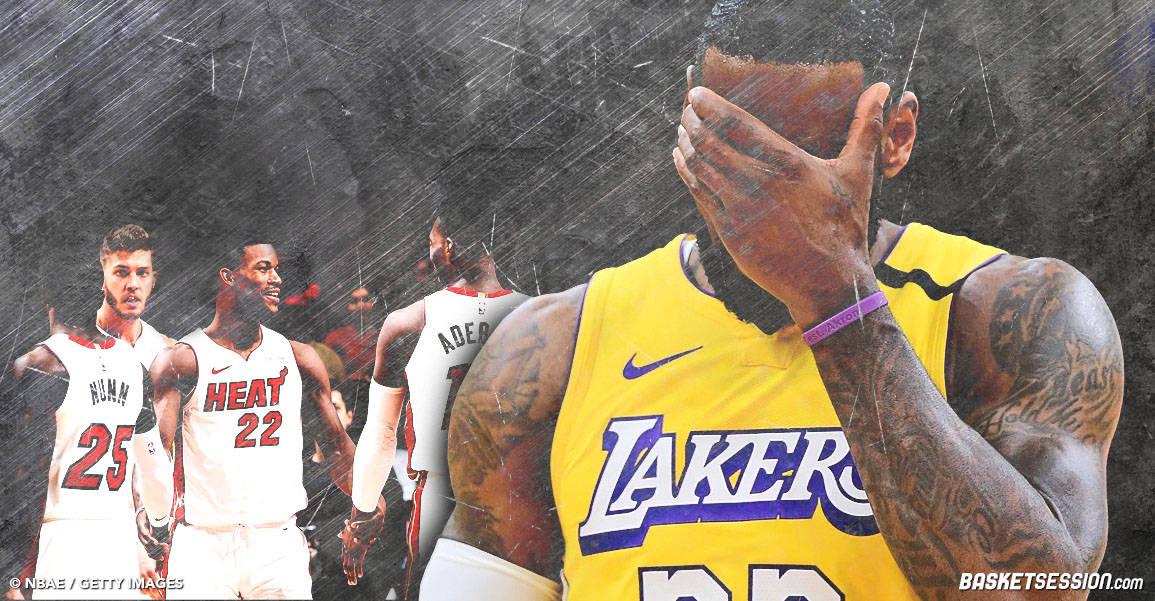 18 raisons d'espérer que les Lakers ne gagnent pas le game 5
