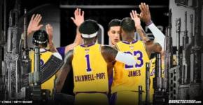 Comment les Lakers ont assommé le Heat