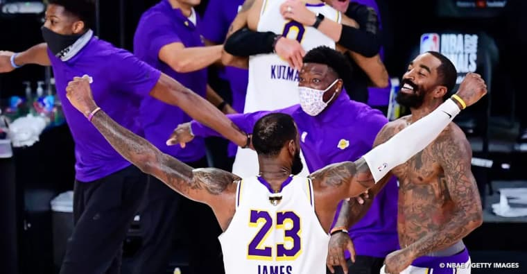 Merchandising : Les Lakers explosent le record des Cavs en seulement 12h !