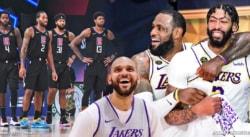 Dudley balance : Les Lakers se sont bien marrés en voyant les Clippers se planter