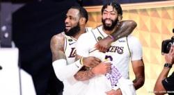 Lakers : Des bonnes nouvelles pour Anthony Davis et LeBron James ?