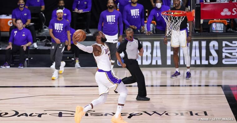 «LeBron James, le plus grand joueur que l'univers ait jamais vu»