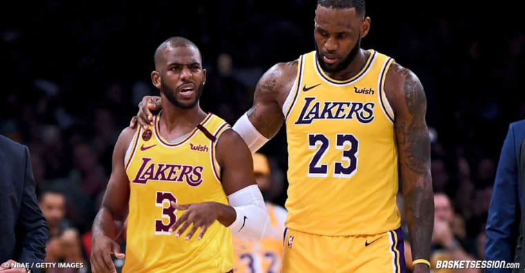 Dwyane Wade parle du duo LeBron James – Chris Paul, ça promet du lourd