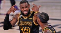 LeBron James abandonne le numéro 23 pour la saison prochaine !