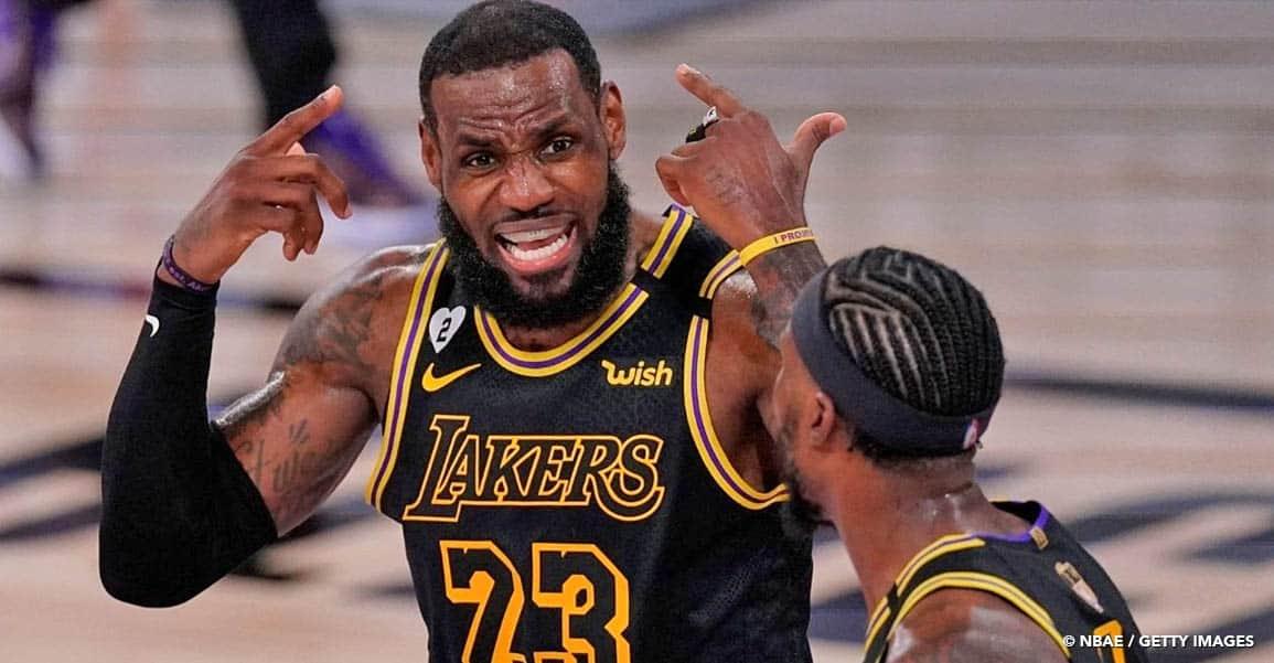 Les Lakers, rois pour mettre la pression sur les arbitres ?