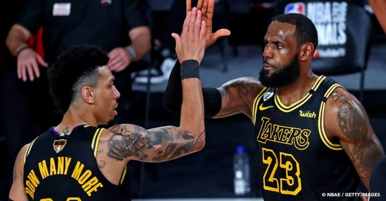 Les Lakers champions avec le même groupe ? Danny Green y croit