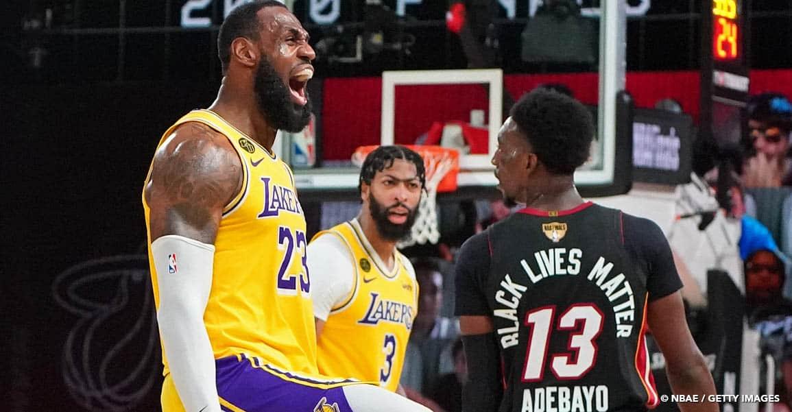 CQFR : Les Lakers touchent au but, le Heat est dos au mur