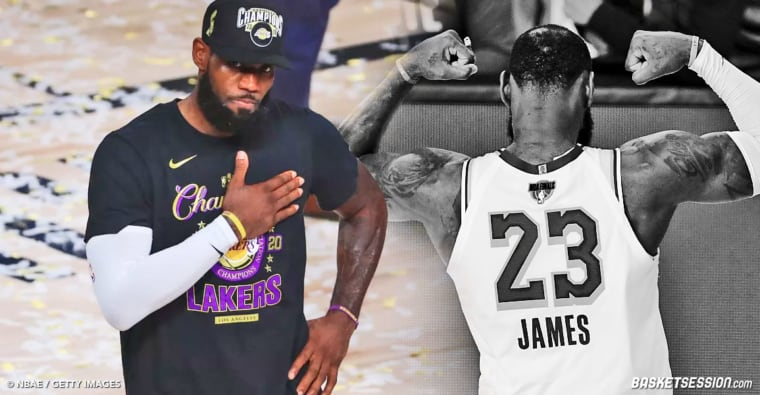 LeBron James et les Lakers méritent leur « putain de respect »