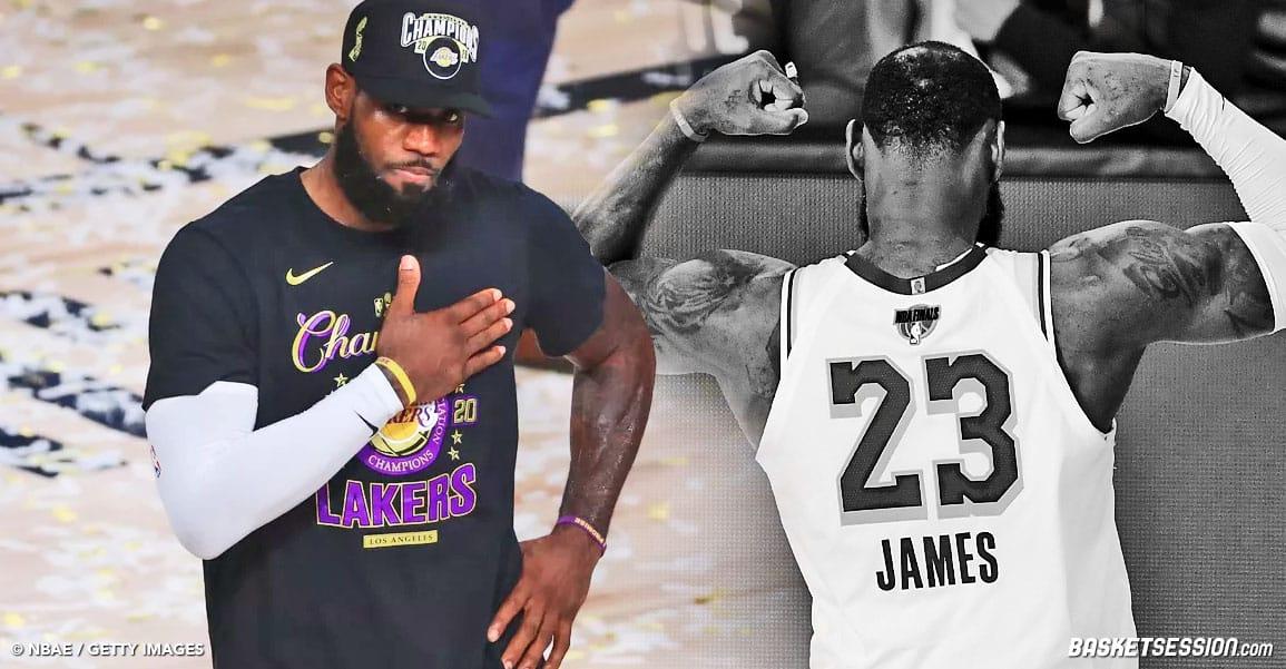 LeBron James et les Lakers méritent leur « putain de respect »
