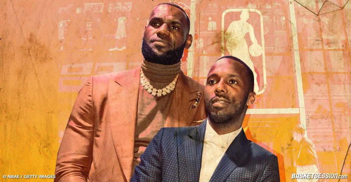 LeBron James et son agent accusés publiquement : « Une façade », « plein de joueurs se font baiser ! »