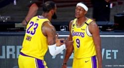 Rajon Rondo est de retour aux Lakers, un Hall of Famer de plus à L.A.
