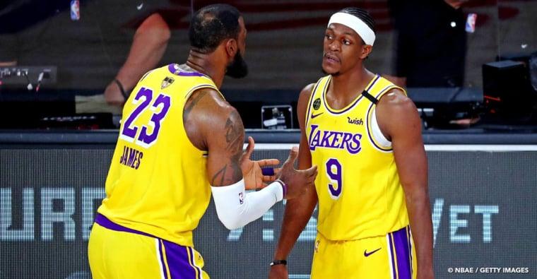 Rajon Rondo a été marqué par son association avec LeBron James