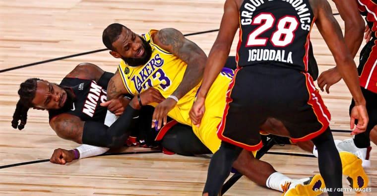NBA Finals 2020 : des audiences historiquement catastrophiques pour le Game 1