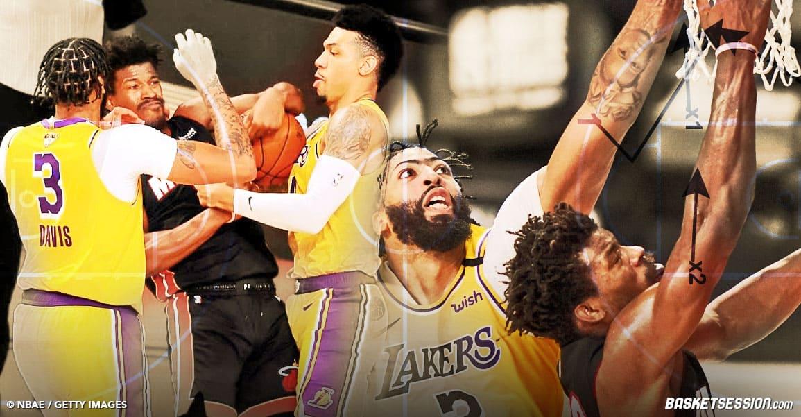 Comment les Lakers ont ajusté leur défense pour surprendre le Heat et contenir Butler