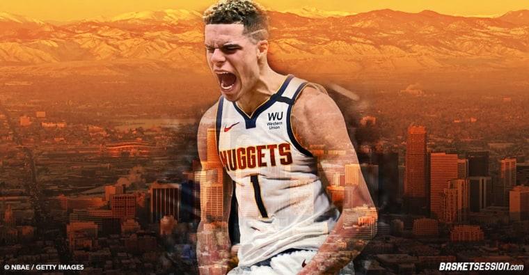Les Denver Nuggets mettent en garde les autres franchises sur Michael Porter Jr