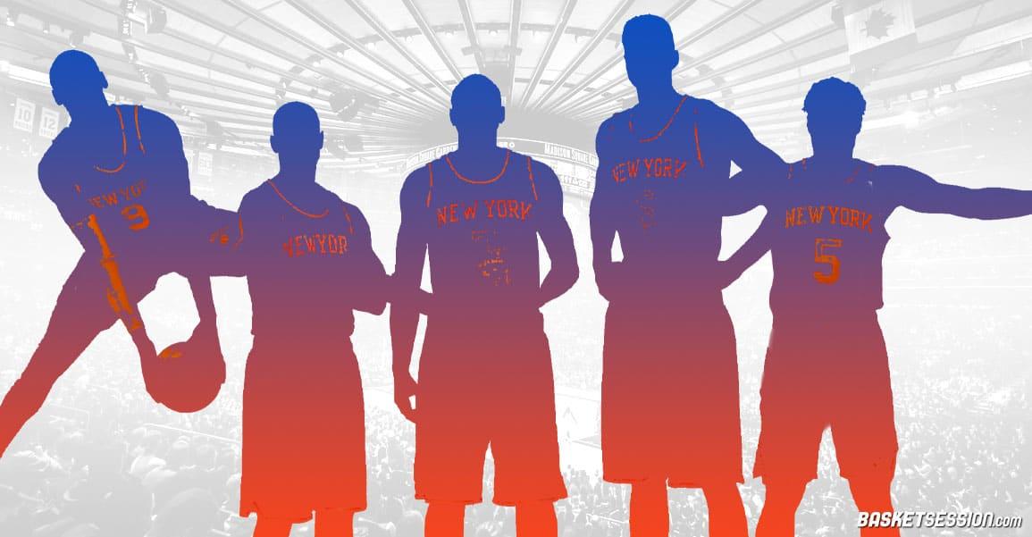 Les 5 stars dont rêvent les New York Knicks