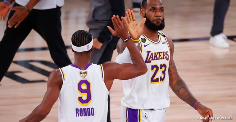 Le jour où Rajon Rondo a remis LeBron James à sa place