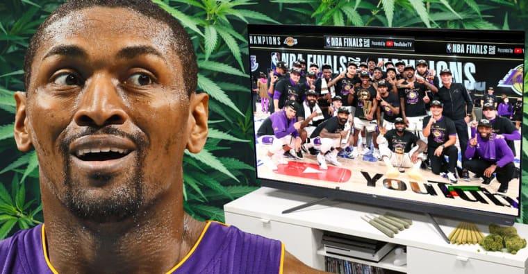 «Le titre des Lakers, j'ai fêté ça avec 10 joints»