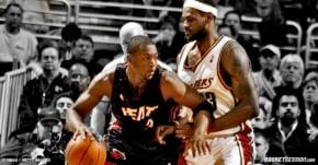 Dwyane Wade estime qu'il s'est fait voler un trophée de MVP… remporté par LeBron
