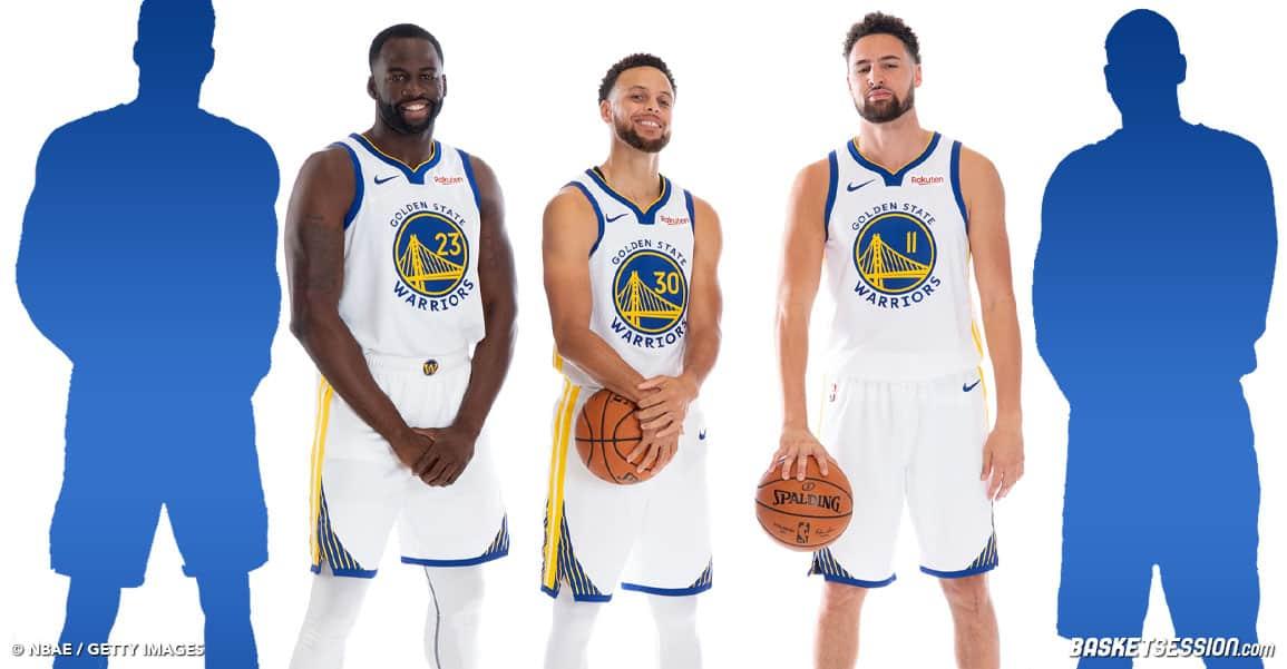 Pourquoi les Warriors ne vont pas transférer leur deuxième choix de draft