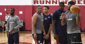 La NBA dévoile son plan pour la saison, les joueurs pourront aller aux JO