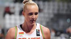 L'emprisonnement injuste et indigne d'une basketteuse biélorusse opposée au régime