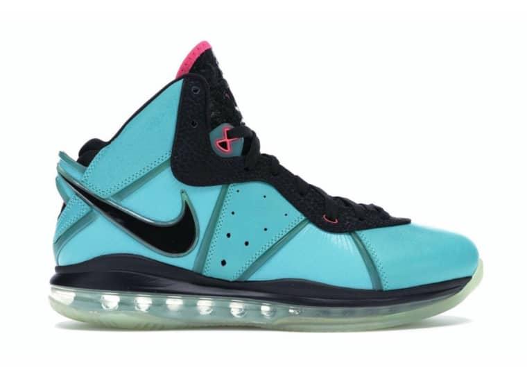 Le grand retour de la Nike Lebron 8 South Beach pour 2021 ?