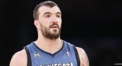 Nikola Pekovic est dans un état grave à cause du Covid-19