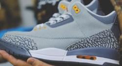 Les premières images de la Air Jordan 3 Cool Grey