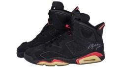 Cette paire de Jordan pourrait être vendue 750000 dollars!